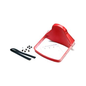69212 - Koala - 333-03-KIT - Red Bistro High Chair Back & Loop Product Image