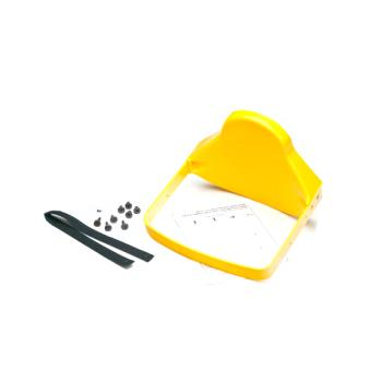 69215 - Koala - 333-07-KIT - Yellow Bistro High Chair Back & Loop Product Image