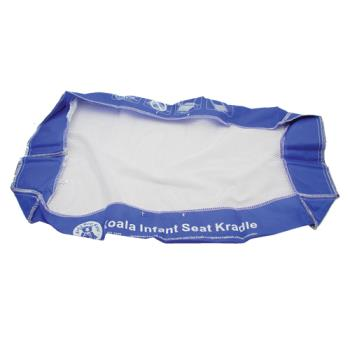 69166 - Koala - 777 - Blue/White Infant Seat Kradle Replacement Mesh Product Image