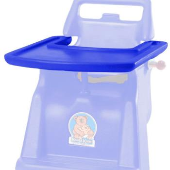 69150 - Koala - KB104-04 - Blue Classic High Chair Tray Product Image
