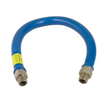 41128 - Dormont - 16100BP48 - 1 in x 48 in Blue Hose™ Gas Hose  Product Image