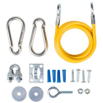 41822 - T&S Brass - AG-RC - Safe-T-Link 5 ft Restraining Cable Kit Product Image