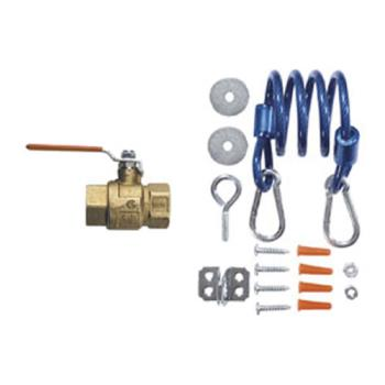 41822 - T&S Brass - AG-RC - SureLink Equipment Restraining Cable Product Image