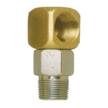 41821 - T&S Brass - AG-6D - Safe-T-Link 3/4 in Gas Swivel Connector Product Image