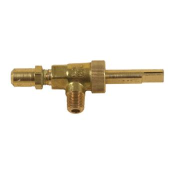 "41304 - Commercial - 1/8"" Gas Burner Valve Product Image"