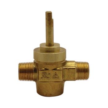 "41322 - Commercial - 1/2"" Gas Burner Valve Product Image"