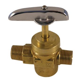 "41316 - Commercial - 1/2"" Oven Gas Valve w/ Knob Product Image"