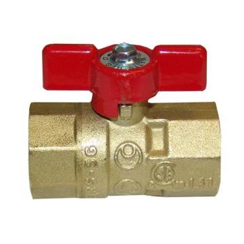"521049 - Commercial - 3/4"" Ball Valve Product Image"