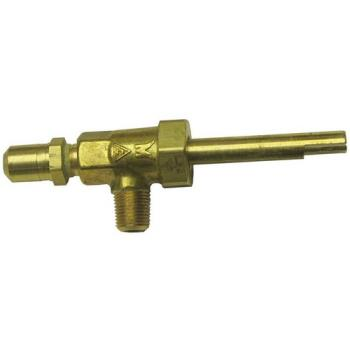 "41301 - Garland - 1046289 - 1/8"" Gas Burner Valve w/ Long Stem Product Image"
