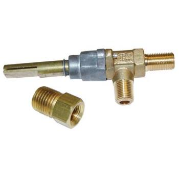 "521088 - Southbend - 4440404 - 1/8"" Natural Gas Burner Valve Product Image"