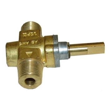 "41343 - Vulcan Hart - 712043 - 3/8"" Oven Gas Valve Product Image"