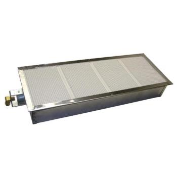 "262806 - Jade - 1212200000 - 9"" x 23 1/4"" Infrared Burner Product Image"