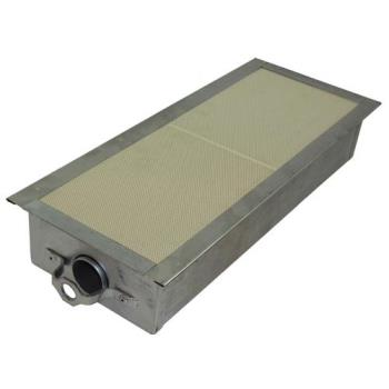 "263689 - Vulcan Hart - 714901 - 16 3/4"" x 6 3/4"" Infrared Burner Product Image"