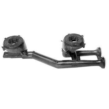 "241108 - Vulcan Hart - 705056-A - 19 1/2"" Open Top Burner Assembly Product Image"