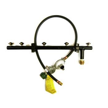 "CROCK60LP - Crown Verity - CK60 NG LP - 60"" Charbroiler Conversion Kit from Nat Gas to LP Product Image"