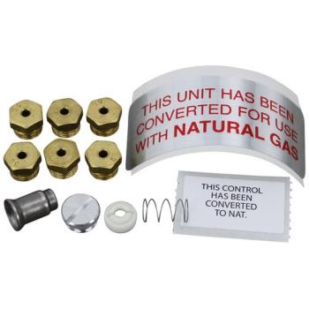 511238 - Pitco - B7510011 - LP to Natural Gas #39 Conversion Kit Product Image