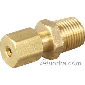 "261394 - Vulcan Hart - 853988 - 1/8"" Compression x 1/8"" NPT Male Connector Product Image"