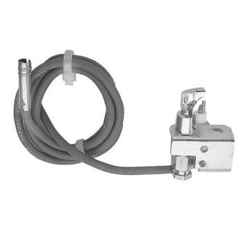 "511298 - Groen - 03325 - 1/4"" Natural Gas Pilot Burner w/ 39 1/2"" Lead Product Image"