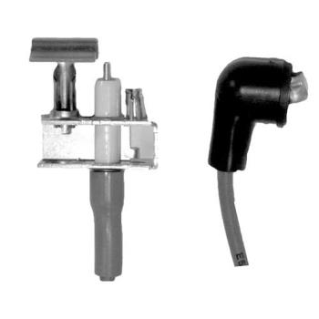 "511307 - Vulcan Hart - 819143 - 1/4"" Natural Gas Pilot Burner w/ 23"" Lead Product Image"