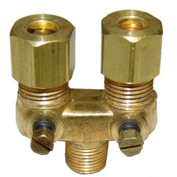 26211 - Allpoints Select - 521095 - 1/8 in Double Pilot Adjustment Valve Product Image