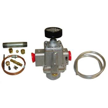 "521135 - Anets - K4400-00 - 3/8"" FPT Safety Valve w/ 1/4"" Pilot Out Only Product Image"