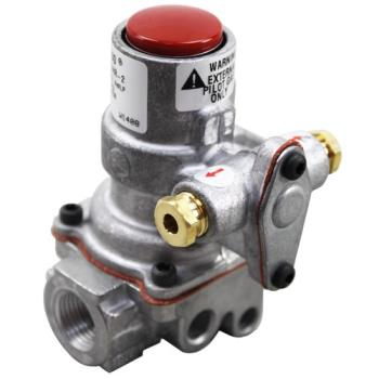 "41416 - Commercial - 3/8"" BASO Gas Safety Valve w/ 3/16""  Pilot In/Out Product Image"