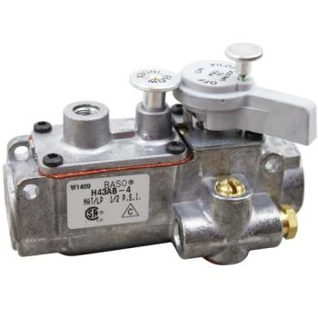 41453 - Original Parts - 541033 - 3/8 in BASO Gas Safety Valve w/ 1/4 in Pilot In/Out Product Image
