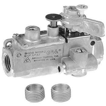 "541023 - Southbend - 1174340 - 1/2"" BASO Gas Safety Valve w/ 1/4"" Pilot Out Product Image"