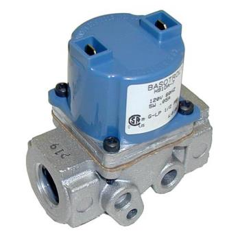 "26173 - Commercial - 1/2"" 120V Natural/ LP Dual Gas Solenoid Valve Product Image"