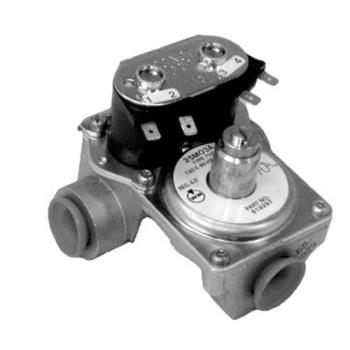 "41413 - Commercial - 3/8"" 120V Natural Gas Solenoid Valve Product Image"