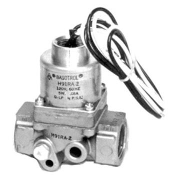 "541147 - Nieco - 2085-A - 3/4"" 120V Natural/ LP Gas Solenoid Valve Product Image"