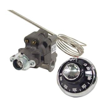 "41503 - Commercial - 1/4"" BJWA Thermostat w/ 150° - 400° Range Product Image"