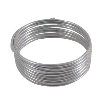 "41611 - Commercial - 10 Ft Roll 1/4"" Aluminum Tubing Product Image"