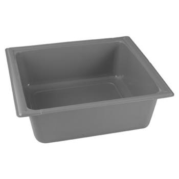 "36395 - Commercial - 18 1/2"" x 18 1/2"" Plastic Drawer Pan Product Image"