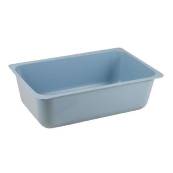 "36396 - Delfield - 1702074 - 12 7/8"" x 18 5/8"" Plastic Drawer Pan Product Image"