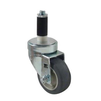 "35213 - Kason - 6C523027PPPG - 1"" Expanding Stem Caster w/ 3"" Wheel Product Image"