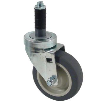 35214 - Kason - 6C524027PPPG - 1 in Expanding Stem Caster With 4 in Wheel Product Image
