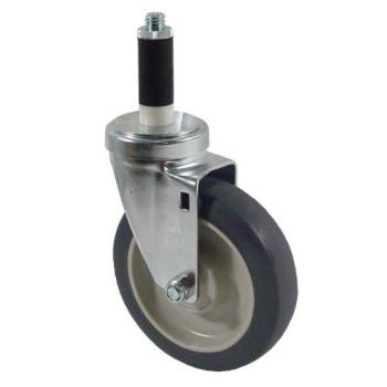 35215 - Kason - 6C525027PPPG - 1 in Expanding Stem Caster With 5 in Wheel Product Image