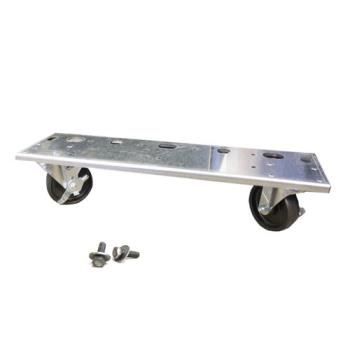 35823 - Continental Fridge - 6-504 - Caster Support Assembly Product Image