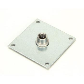 8006938 - Silver King - 10314-09 - Kit Pad Leg/Caster Undercntr R Product Image
