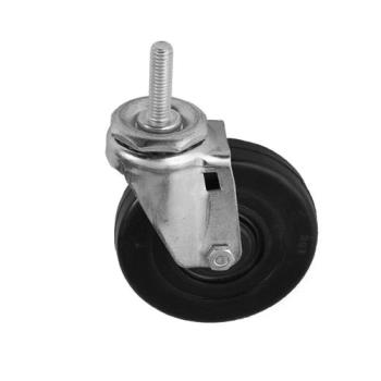 35132 - Vollrath - 21803-1 - 1/2 in Threaded Stem Caster with 4 in Wheel Product Image