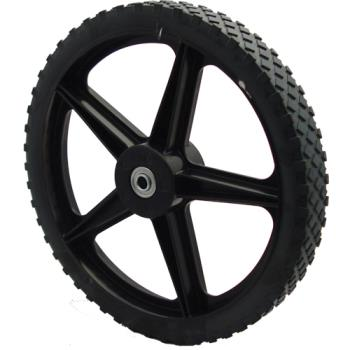 "35901 - Crown Verity - Z-2141 - 14"" Black Wheel Product Image"