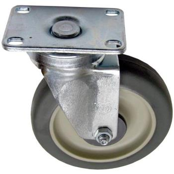 262378 - Allpoints Select - 262378 - 5 in Swivel Plate Caster Product Image