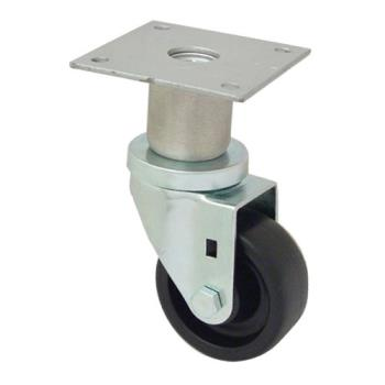 "35400 - CHG - C47-0306-C - Swivel Plate Caster w/ 3"" Wheel Product Image"