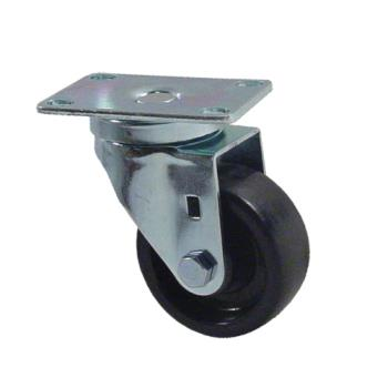 "35100 - CHG - CMP1-3BPN - Plate Mount Caster w/ 3"" Wheel Product Image"