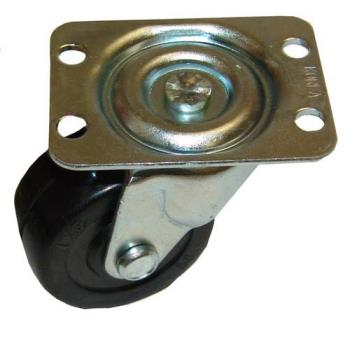 "263391 - Commercial - 2"" Plate Mount Caster w/o Brake Product Image"