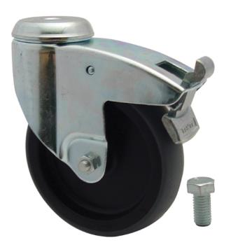 "35553 - Crown Verity - Z-2216 - 5"" Locking Caster Product Image"