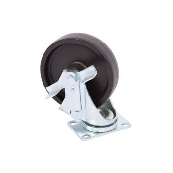 8007208 - Silver King - 32192 - Caster Plate 5 Wh/6 1/4 Th W/ Product Image