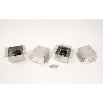 8006937 - Silver King - 10314-04 - 2 In Caster Set Product Image