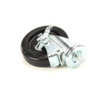 FRY08102405 - Frymaster - 8102405 - 5 in Swivel Threaded Stem Caster w/ Brake Product Image